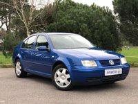 2002 VOLKSWAGEN BORA 1.9 SPORT TDI 4d 129 BHP £1495.00