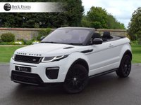 USED 2016 16 LAND ROVER RANGE ROVER EVOQUE 2.0 TD4 HSE DYNAMIC 3d AUTO 177 BHP VAT QUALIFYING VAT QUALIFYING  AUTOMATIC 360 CAMERAS HEADUP DISPLAY