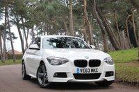 USED 2014 63 BMW 1 SERIES 2.0 116D M SPORT 5d 114 BHP