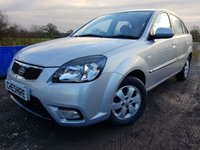 USED 2011 11 KIA RIO 1.4 2 5d AUTO LOW MILES ALLOYS & A/C