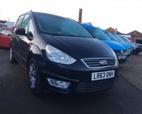 USED 2013 63 FORD GALAXY 2.0 ZETEC TDCI 5d AUTO  +1 OWNER / FINANCE AVAILABLE+
