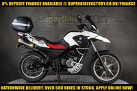 USED 2012 12 BMW G650 650cc GS GOOD BAD CREDIT ACCEPTED, NATIONWIDE DELIVERY,APPLY NOW