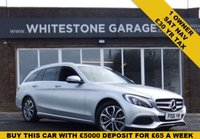 USED 2016 16 MERCEDES-BENZ C CLASS 2.1 C220 D SPORT 5d AUTO 170 BHP 1 OWNER £30 YR R-TAX, SAT NAV, REAR CAMERA, HEATED LEATHER SEATS. BLUETOOTH, FRONT AND REAR PARKING SENSORS.