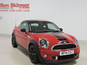 2014 MINI COUPE}