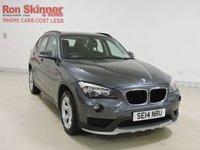 USED 2014 14 BMW X1 2.0 XDRIVE18D SE 5d 141 BHP