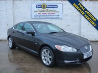 USED 2010 59 JAGUAR XF 3.0 V6 PREMIUM LUXURY 4d AUTO 240 BHP Full Jaguar History Huge Spec 0% Deposit Finance Available