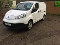 2015 NISSAN NV200 0.0 E ACENTA RAPID 1d AUTO 108 BHP NO EXPENSIVE MONTHLY BATTERY LEASE
