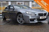 2013 BMW 6 SERIES 3.0 640D M SPORT GRAN COUPE 4d AUTO 309 BHP £19999.00
