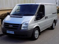 2011 FORD TRANSIT 2.2 FWD 280 SWB LOW ROOF 140 BHP 6 SPEED £5995.00