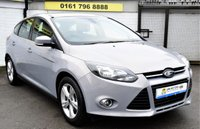 USED 2013 13 FORD FOCUS 1.6 ZETEC 5d 104 BHP * NATIONWIDE WARRANTY INCLUDED *