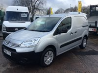 2014 CITROEN BERLINGO 1.6 850 ENTERPRISE L1 HDI 89 BHP 1 OWNER FSH NEW MOT £6740.00
