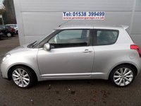 2011 SUZUKI SWIFT}