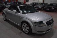 USED 2001 AUDI TT 1.8 COUPE QUATTRO 3d 177 BHP