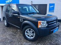USED 2008 58 LAND ROVER DISCOVERY 3 2.7 TDV6 GS  * 0% Deposit Finance Available