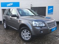 USED 2008 58 LAND ROVER FREELANDER 2.2 TD4 SE 5d AUTO  * 0% Deposit Finance Available
