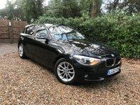 2012 BMW 1 SERIES 1.6 116D EFFICIENTDYNAMICS 5d 114 BHP £8989.00