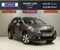 USED 2014 63 PEUGEOT 2008 1.2 ACTIVE 5d 82 BHP