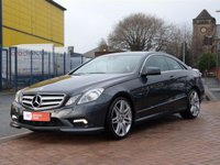 USED 2010 MERCEDES-BENZ E CLASS 2.1 E220 CDI BLUEEFFICIENCY SPORT 2d  9 MERCEDES SERVICES ~ FULL MAINTAINENCE PRINTOUT ~  MUST BE VIEWED ~ EXCEPTIONAL CONDITION ~ BLUETOOTH ~ HEATED LEATHER ~ PARKTRONIC ~ CRUISE CONTROL