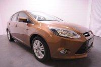 2013 FORD FOCUS 1.6 TITANIUM NAVIGATOR TDCI 5d 113 BHP £6495.00
