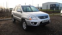 USED 2009 59 KIA SPORTAGE 2.0 XS 5d 140 BHP LOW DEPOSIT OR NO DEPOSIT FINANCE AVAILABLE.