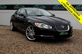 Used Jaguar Xf cars in Birmingham from Emerald House of Cars