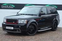 USED 2008 08 LAND ROVER RANGE ROVER SPORT 3.6 TDV8 SPORT HSE 5d AUTO 269 BHP **COMING SOON!**CALL TO RESERVE**SECURE WITH A £99 FULLY REFUNDABLE DEPOSIT**£0 DEPOSIT FINANCE AVAILABLE**