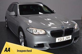 2013 BMW 5 SERIES}