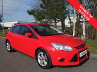 USED 2013 63 FORD FOCUS 1.6 EDGE ECONETIC TDCI 5d 104 BHP