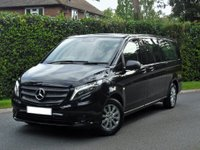 USED 2017 17 MERCEDES-BENZ VITO 2.1 116CDI BlueTEC Tourer SELECT Bus - Long 7G-Tronic 5dr (8 Seats) DELIVERY  MILES+ BRAND NEW