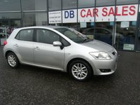 USED 2007 07 TOYOTA AURIS 1.6 TR VVT-I MM 5d 122 BHP £0 DEPOSIT, LOW RATE FINANCE ANYONE, DRIVE AWAY TODAY!!