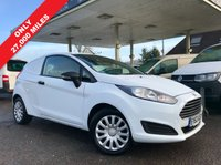 USED 2013 63 FORD FIESTA 1.5 BASE TDCI 3d 74 BHP Only 27,000 Miles, One Owner, Finance Arranged.