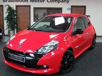 2011 RENAULT CLIO 2.0 RENAULTSPORT 3d 200 BHP £7750.00