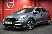 USED 2014 64 HONDA CIVIC 1.6 I-DTEC S 5d 118 BHP