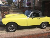 USED 1978 MG MIDGET 1.5 1500 2d