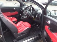 USED 2009 09 ABARTH 500 1.4 ABARTH 3d