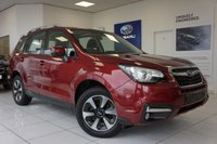 USED 2016 66 SUBARU FORESTER 2.0 I XE 5d 148 BHP FFSH - 1 Owner - Sunroof