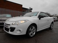 USED 2011 11 RENAULT MEGANE 1.5 DYNAMIQUE TOMTOM DCI EDC 2d AUTO 110 BHP ONE FORMER KEEPER 34000K F/S/H