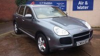 USED 2004 54 PORSCHE CAYENNE 4.5 TURBO 5d