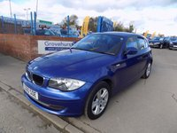 USED 2010 60 BMW 1 SERIES 2.0 116I SE 5d 121 BHP