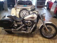 2008 HARLEY-DAVIDSON FXDL DYNA LOW RIDER 1584 1584cc FXDL DYNA LOW RIDER 1584  £8750.00