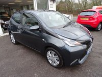 USED 2014 64 TOYOTA AYGO 1.0 VVT-I X-PRESSION 5d 69 BHP Just Serviced by ourselves, MOT until September 2018, Excellent on fuel economy, FREE Road Tax! Low Insurance Group!
