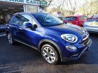 USED 2015 15 FIAT 500X 1.6 MULTIJET CROSS 5d 120 BHP Full Fiat Service History + Just Serviced by ourselves, MOT until January 2019, Diesel, 6 Speed Gearbox, Excellent on fuel economy! Only £20 Road Tax! Balance of Fiat Warranty until April 2018