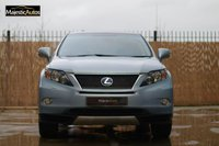USED 2012 12 LEXUS RX 3.5 450H ADVANCE PAN ROOF 5d AUTO 295 BHP