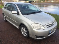 USED 2006 06 TOYOTA COROLLA 2.0 T3 D-4D 5d 114 BHP **JUST BEEN SERVICED**
