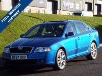 2007 SKODA OCTAVIA 2.0 VRS 5d 200 BHP £5795.00