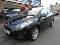 USED 2011 11 MAZDA 2 1.5 TS2 ACTIVEMATIC 5d AUTO 101 BHP