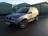 2006 BMW X5 3.0 D SE 5d AUTO 215 BHP PAN ROOF LEATHER ONE OWNER FSH £2990.00