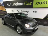 USED 2013 63 VOLKSWAGEN BEETLE DESIGN TSI
