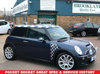 USED 2005 55 MINI HATCH COOPER 1.6 COOPER S CHECKMATE 3d 168 BHP Great Cooper S with Chili Pack Air Con Service History and much more