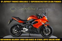 USED 2011 11 KAWASAKI ER-6F 650cc GOOD BAD CREDIT ACCEPTED, NATIONWIDE DELIVERY,APPLY NOW